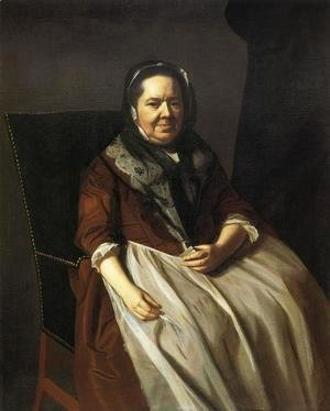 John Singleton Copley - Mrs. Paul Richard (Elizabeth Garland)