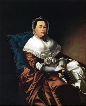 John Singleton Copley - Mrs. James Russell (Katherine Graves)