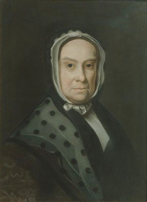 John Singleton Copley - Mrs. Ebenezer Storer (Mary Edwards)
