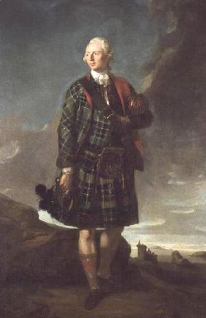 John Singleton Copley - Sir Alexander Macdonald, 9th Baronet of Sleat and 1st Baron Macdonald of Slate