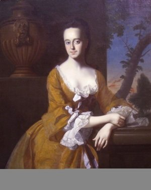 Mrs John Murray (Lucretia Chandler) (1730-68), 1763
