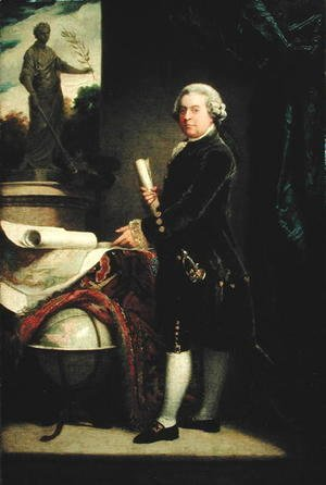 John Singleton Copley - John Adams, after 1783