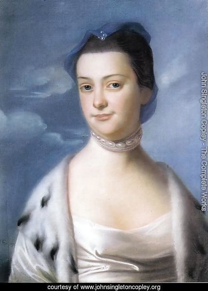 Mrs. William Turner (Ann Dumaresq)