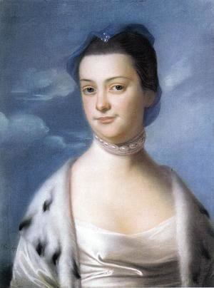 John Singleton Copley - Mrs. William Turner (Ann Dumaresq)