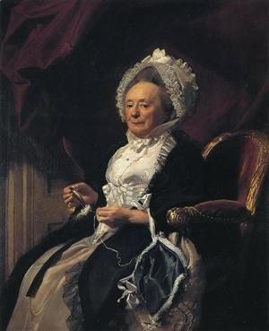 John Singleton Copley - Mrs. Seymour Fort