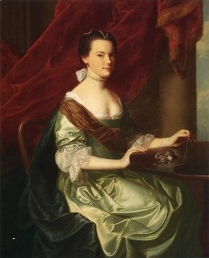 Mrs. Theodore Atkinson, Jr (Francis Deering Wentworth)