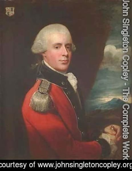 Portrait of Henry Belasyse, 2nd Earl Fauconberg (1743-1802)
