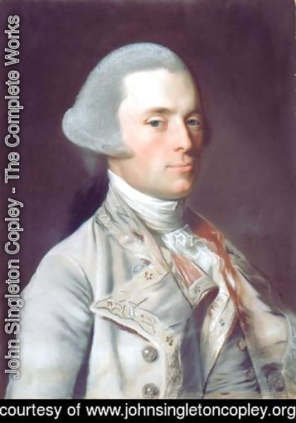 John Singleton Copley - Governor John Wentworth