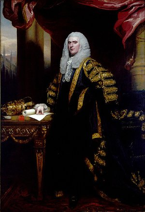 John Singleton Copley - Henry Addington, First Viscount Sidmouth