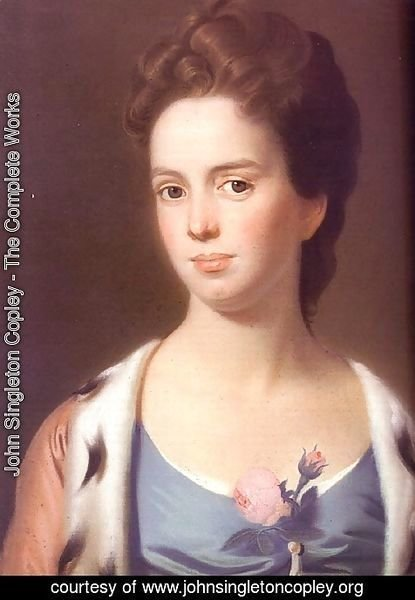 John Singleton Copley - Unknown 2