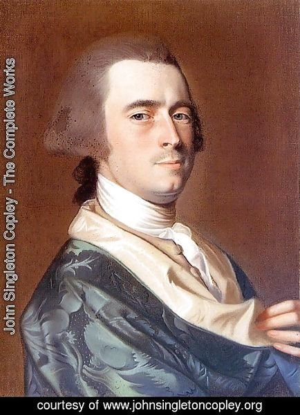 John Singleton Copley - Unknown 5