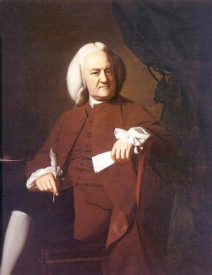 John Singleton Copley - Unknown 6