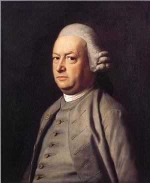 John Singleton Copley - Portrait Of Thomas Flucker