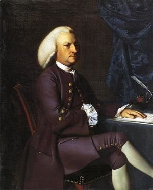 John Singleton Copley - Isaac Smith