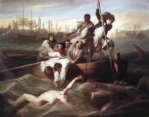 John Singleton Copley - Brook Watson and the Shark 1778