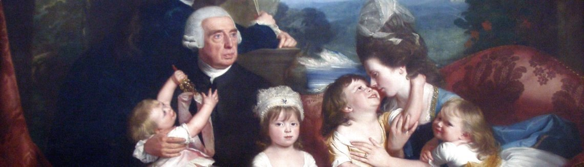 John Singleton Copley - The Copley Family